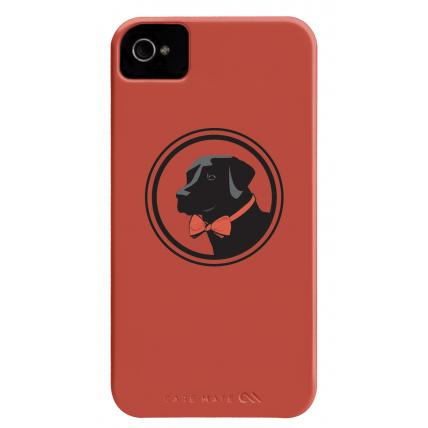 iPhone Case Dog Red